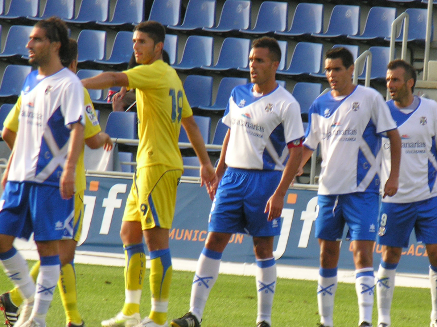 CD Tenerife Ready For The Long Road Back To Former Glories