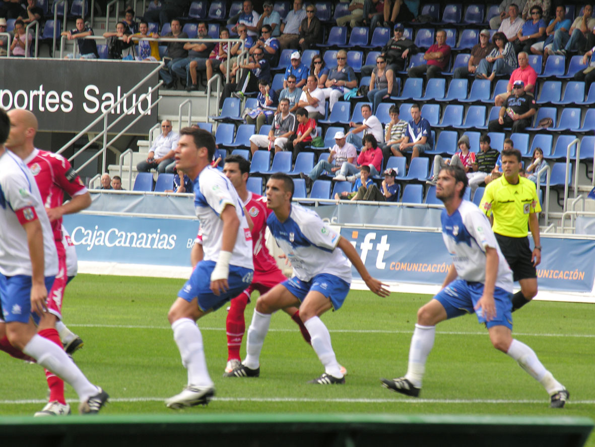 CD Tenerife Relegated With A Bang, Not A Whimper