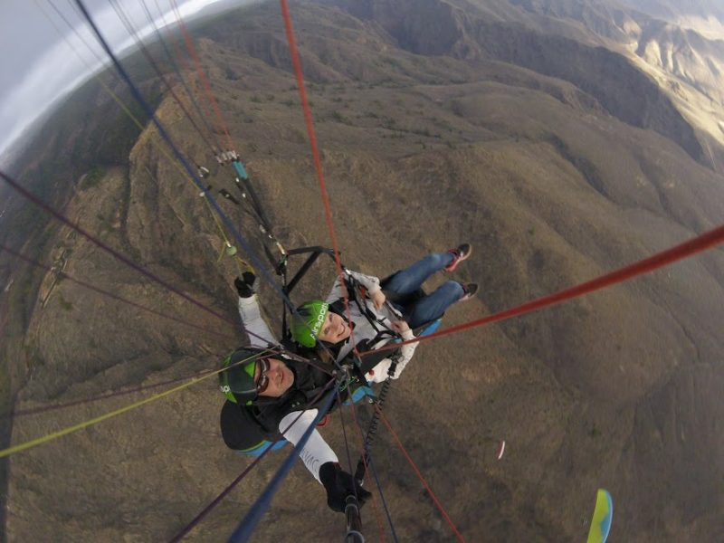 Paragliding – The Best Thing I've Ever Done - TENERIFE MAGAZINE