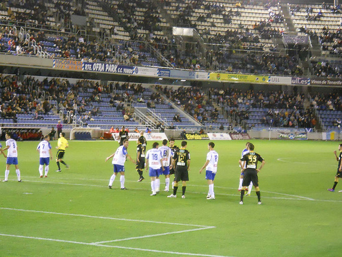 Mayday For CD Tenerife