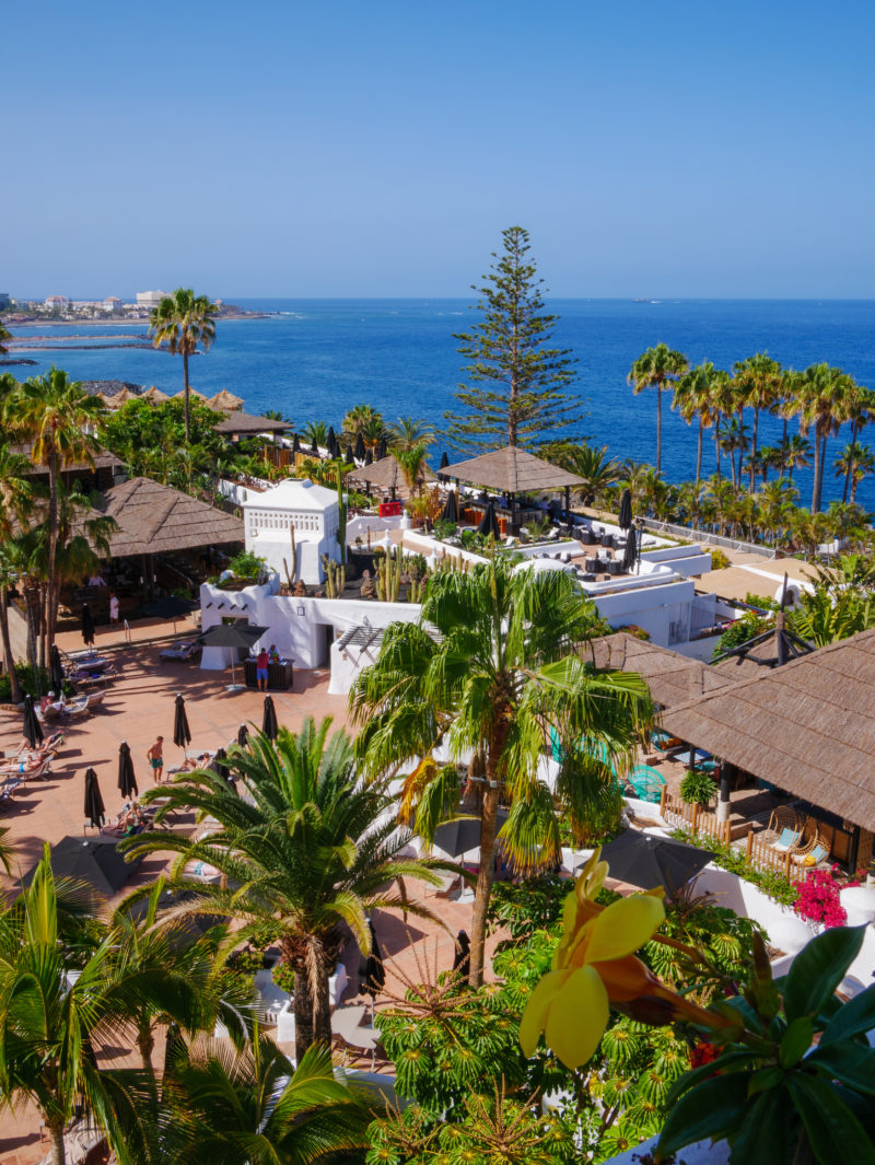Why you will love a stay at the stunning hotel jard n for Hotel jardin tropical tenerife