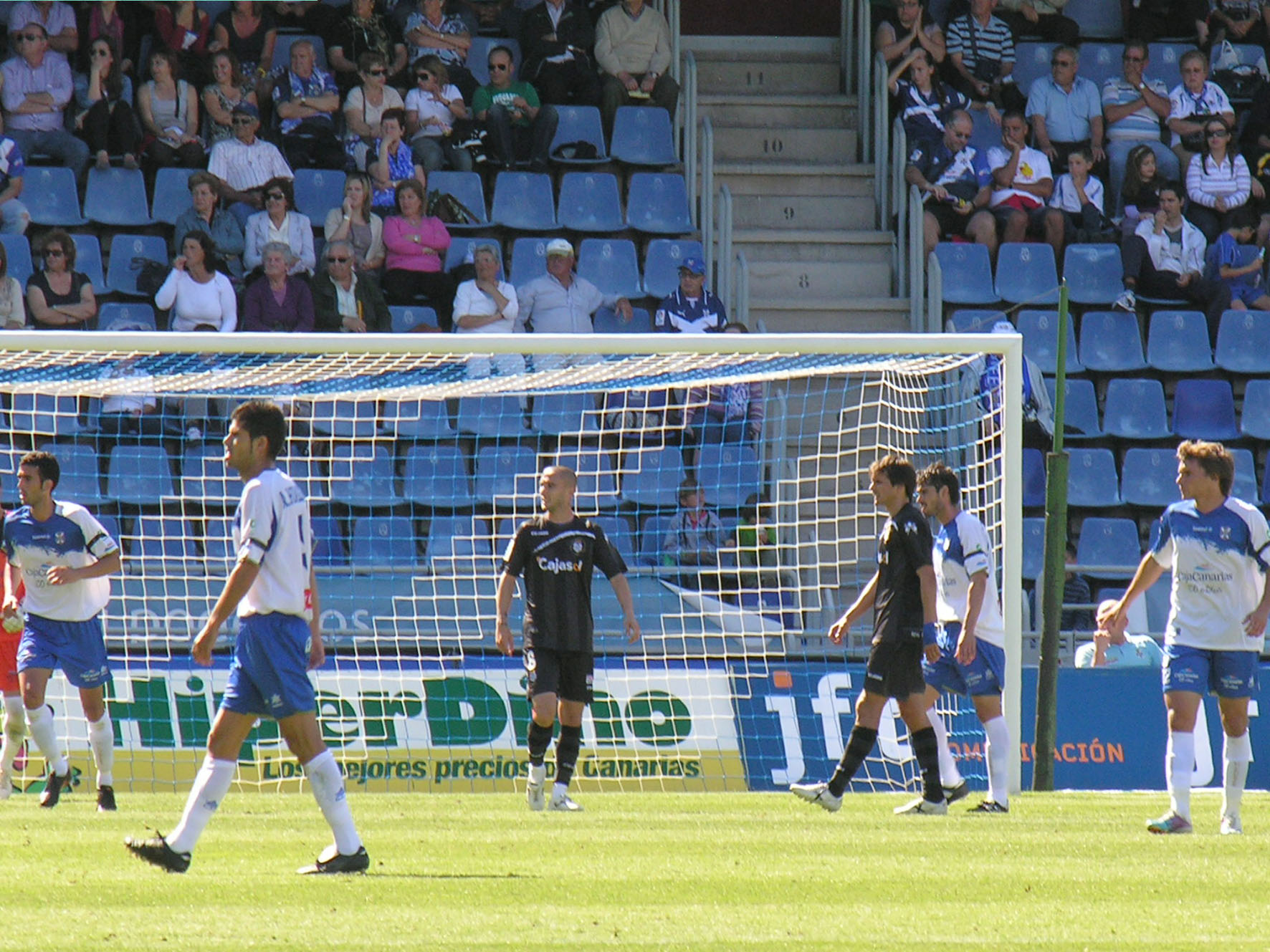 Last Minute Win But Little Joy For CD Tenerife